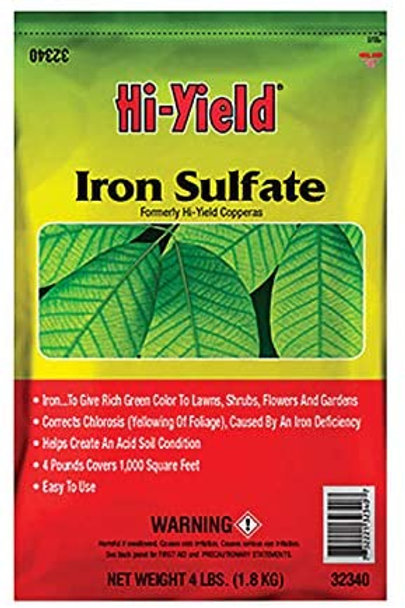 Hi Yield Iron Sulfate