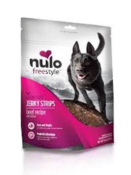 Nulo Freestyle Freeze-Dried Jerky Strips Beef Recipe