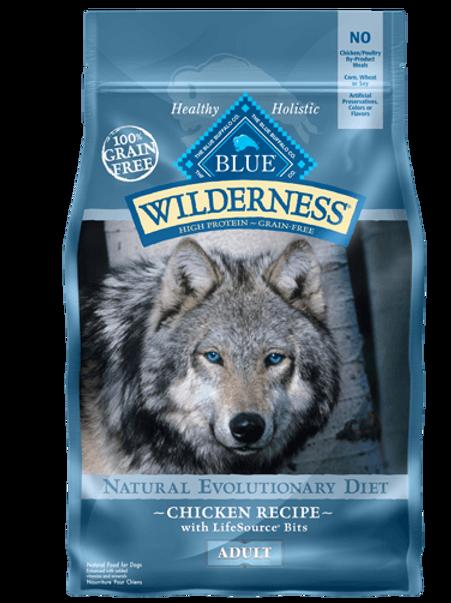 Blue Buffalo Wilderness Chicken