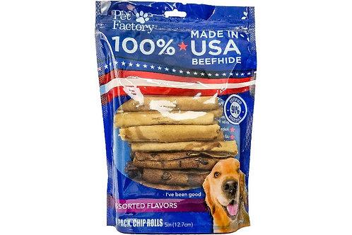 Pet Factory Assorted Flavors Chip Rolls