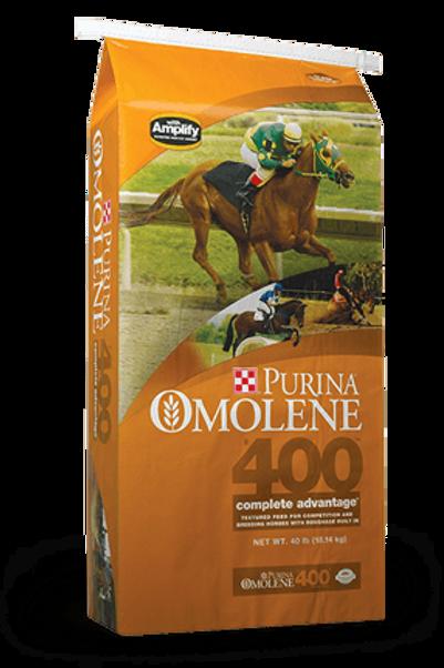 Purina Omolene 400 Complete Advantage
