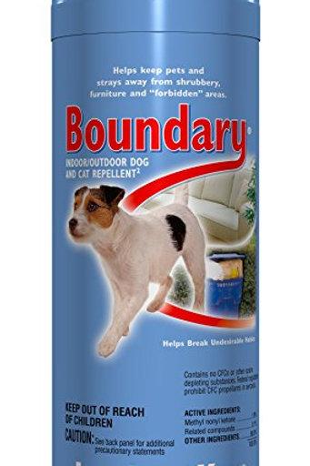 Boundary Indoor/Outdoor Dog & Cat Repellent
