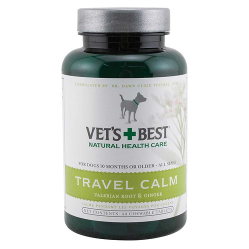 Vet's Best Travel Calm