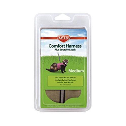 Comfort Harness Medium w/ Stretchy Leash
