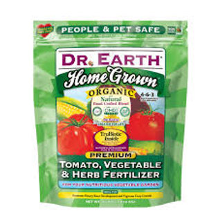 Dr. Earth Tomato, Vegetable & Herb Fertilizer