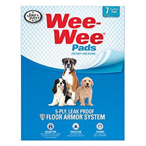Wee Wee Pads 7 Pack