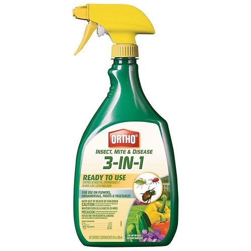 Ortho 3 in1 Insect, Mite & Disease
