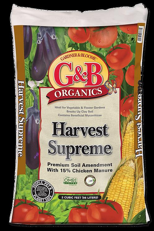 G&B Organics Harvest Supreme