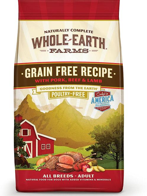 Whole Earth Farms Pork, Beef, & Lamb