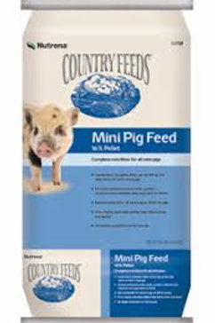 Country Feeds Mini Pig