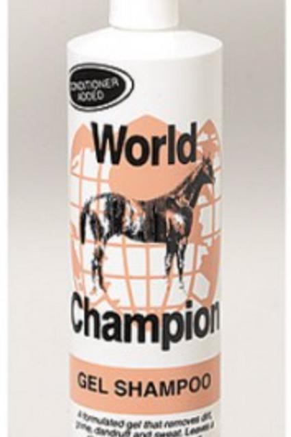 World Champion Gel Shampoo