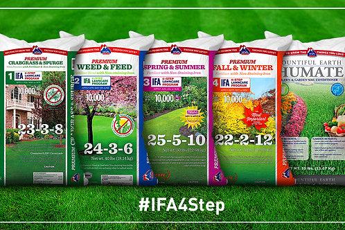 IFA 4 Step Package Program