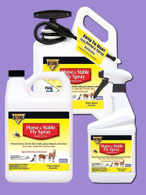 Revenge Horse & Stable Spray RTU