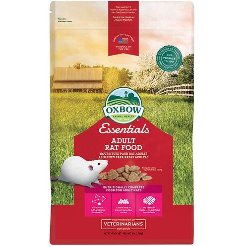 Oxbow Adult Rat Food