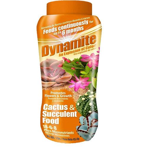 Dynamite Cactus Food