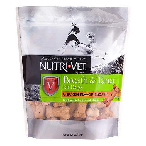 Nutri Vet Breath & Tartar