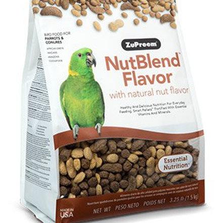 Zupreem Nut Blend Parrot & Conure