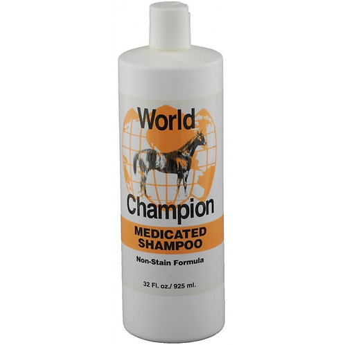 World Champion Medicated Shampoo