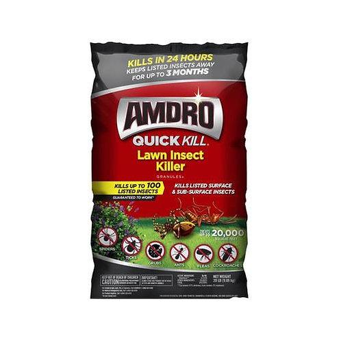 Amdro Quick Kill Lawn Insect Granules