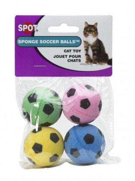 Spot Sponge Soccer Balls
