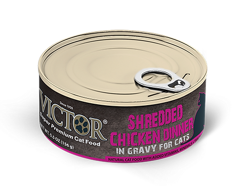 Victor Shredded Chicken Dinner
