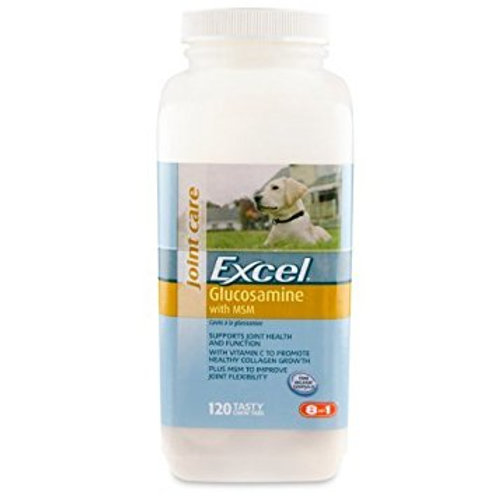 Excel Glucosamine 120 Tablets
