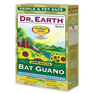 Dr. Earth Bat Guano Box