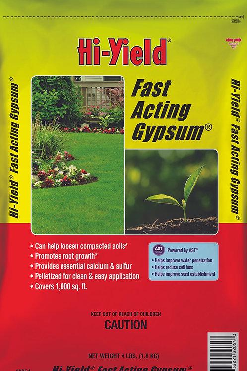 Hi Yield Fast Acting Gypsum