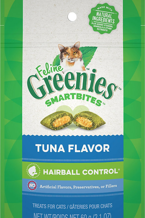 Greenies Smartbites Tuna Flavor