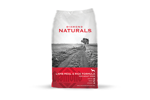 Diamond Naturals Lamb & Rice