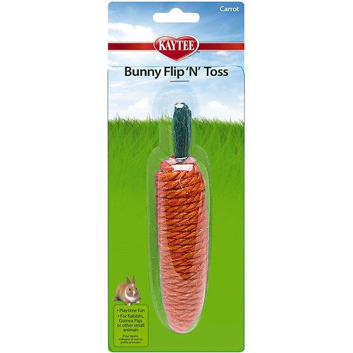 Bunny Flip N Toss Carrot