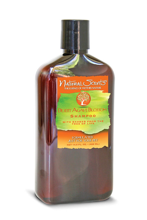 Natural Scents Desert Agave Blossom Shampoo