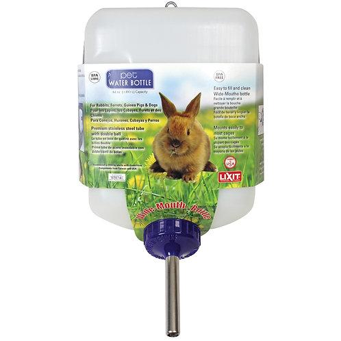 Lix It Pet Water Bottle 64 oz