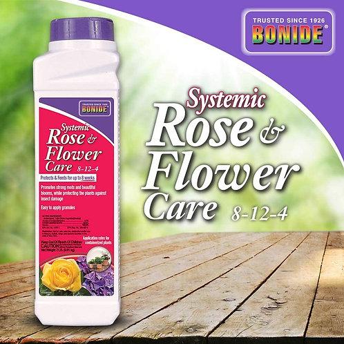 Bonide Systemic Rose & Flower Care