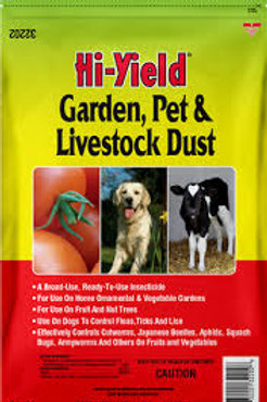 Hi Yield Garden, Pet & Livestock Dust