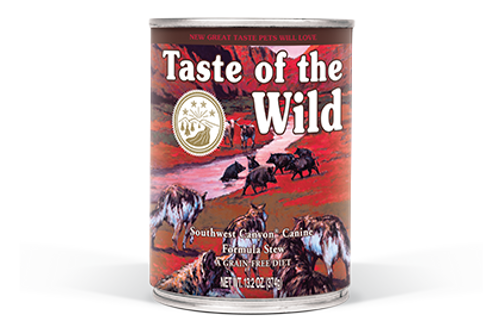 Taste of the Wild Southwest Canyon Canine 13oz