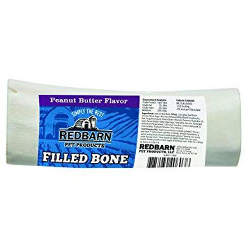 Redbarn Filled Bone Peanut Butter Flavor