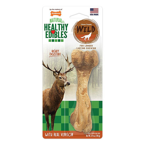 Nylabone Healthy Edible With Real Venison