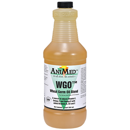 AniMed Wheat Germ Oil