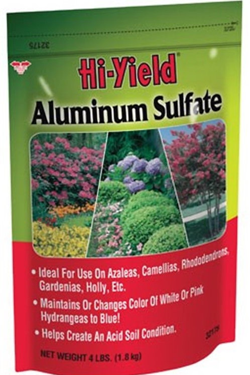 Hi Yield Aluminum Sulfate