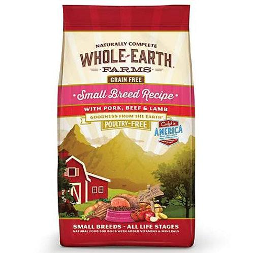 Whole Earth Farms Small Breed