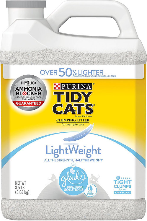 Tidy Cats Lightweight with Glade