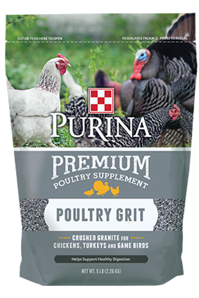 Purina Premium Poultry Grit