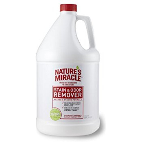 Natures Miracle Dog & Stain Odor Remover