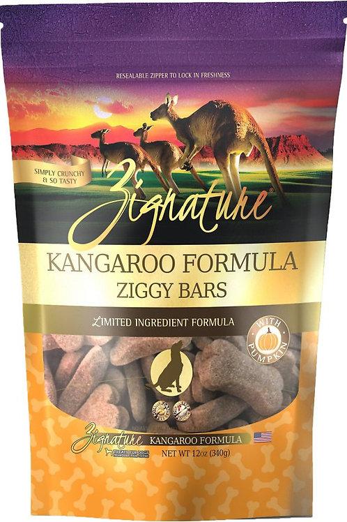 Zignature KANGAROO FORMULA Ziggy Bars