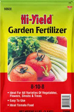 Hi Yield Garden Fertilizer