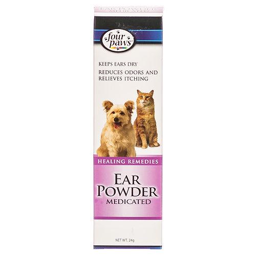 Four Paws Ear Powder Medicated