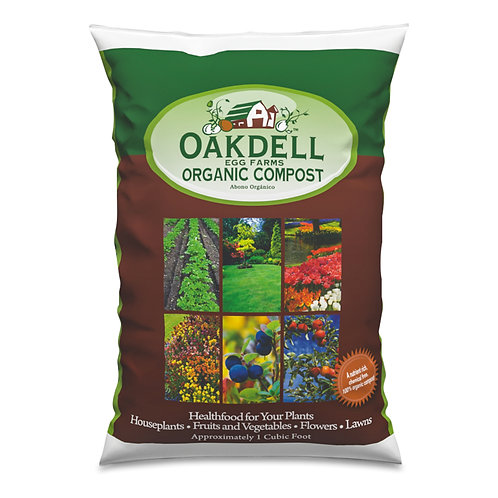 Oakdell Organic Chicken Compost