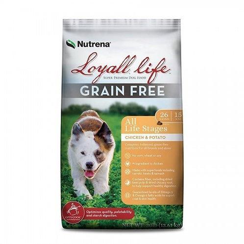 Loyall Grain Free Chicken