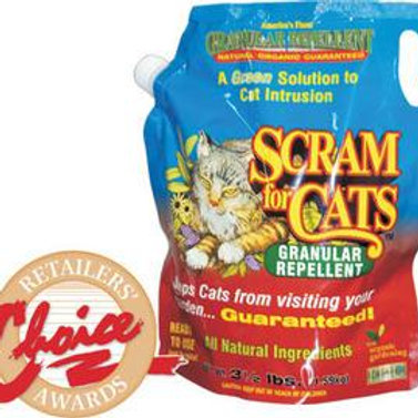 Scram for Cats